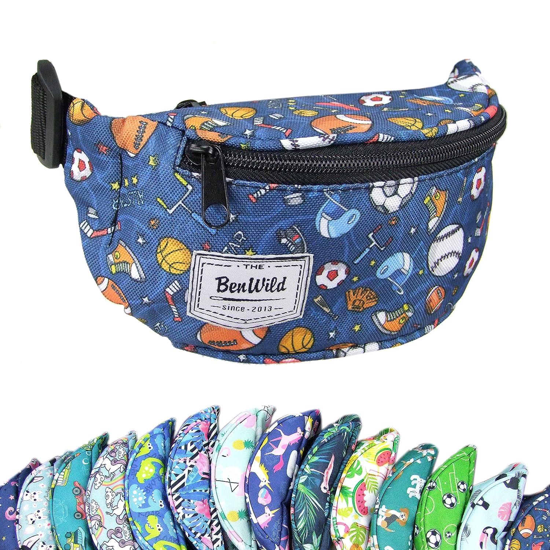 Rawstyle Bauchtasche, Hüfttasche für Kinder, vestellbarer Hüftgurt, (Modell 1)