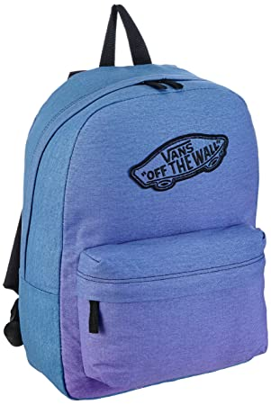 Vans Rucksack G Realm Backpack - Bandolera, color azul/morado (hollyhock/surf the web), talla única: Amazon.es: Zapatos y complementos