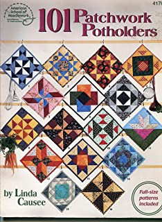 101 Fun-to-Quilt Pot Holders: Trice Boerens: 9781590122006: Amazon ... : potholders quilted - Adamdwight.com