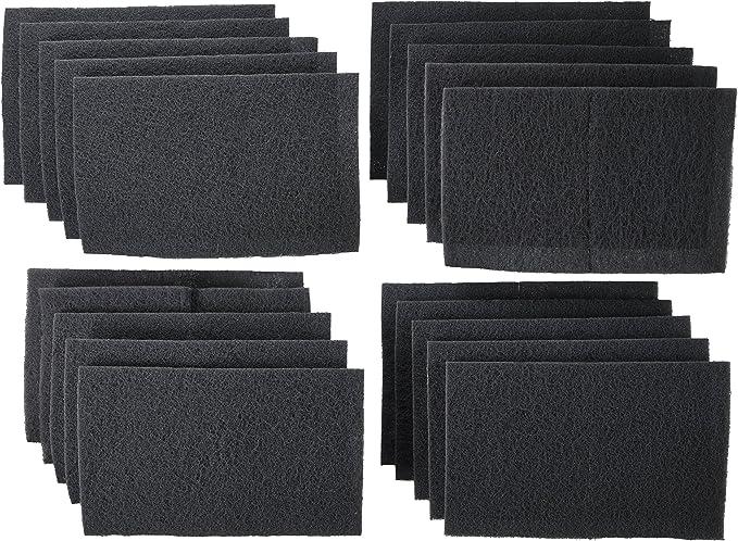 Bear-Tex Non-Woven Discs Norton 66261055026 6 in 25 pack