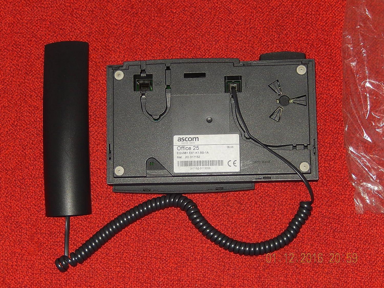 Ascom//Aastra Office 25 Systemtelefon Musterst/ück ohne OVP