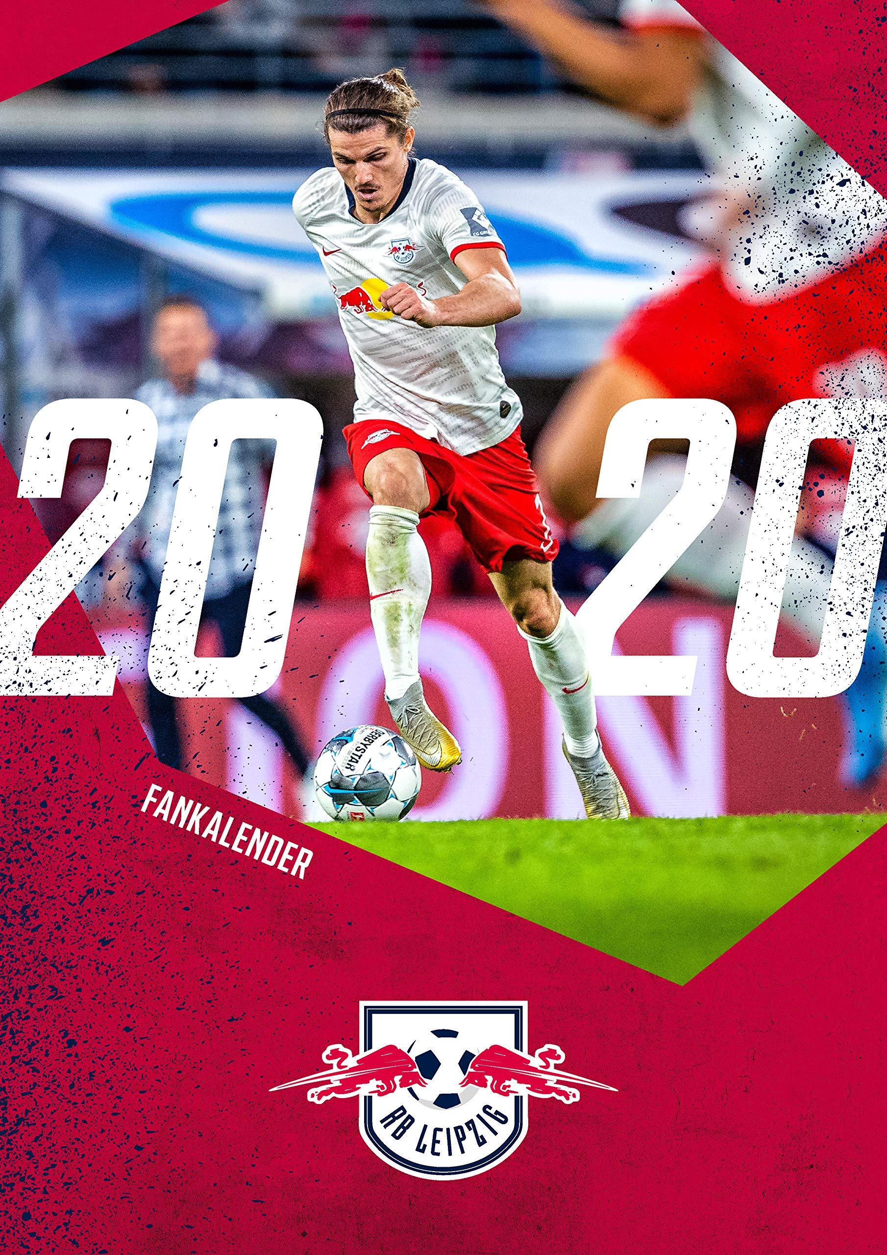 Rb Leipzig 2020 Fankalender 9783710500350 Amazon Com Books