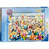 Ravensburger Best of British No.14 - Fit 4 Nothing 500pc Jigsaw Puzzle