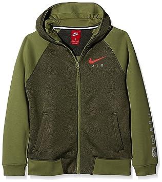 Kapuzenpullover und Sweatshirts Kinder Grün Nike Air Max 1