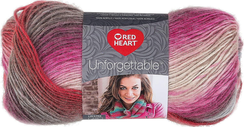 RED HEART Unforgettable Yarn, Heirloom (E793.3939)