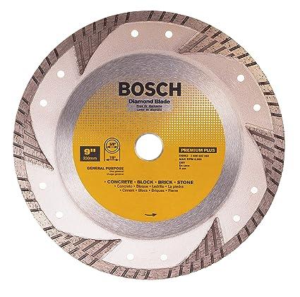 Bosch db963 Premium Plus – Seco Corte Turbo continua borde hoja de sierra de diamante con