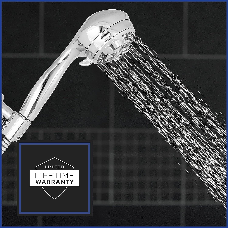 DSL-653 WATER PIK INC DSL653 Waterpik Twin Turbo Handheld Shower Head