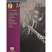 BEST OF JAZZ GUITAR W/CD (Signature Licks)
