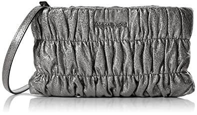 68ccfe1a52 Image Unavailable. Image not available for. Color: Michael Kors Womens  Webster Clutch ...