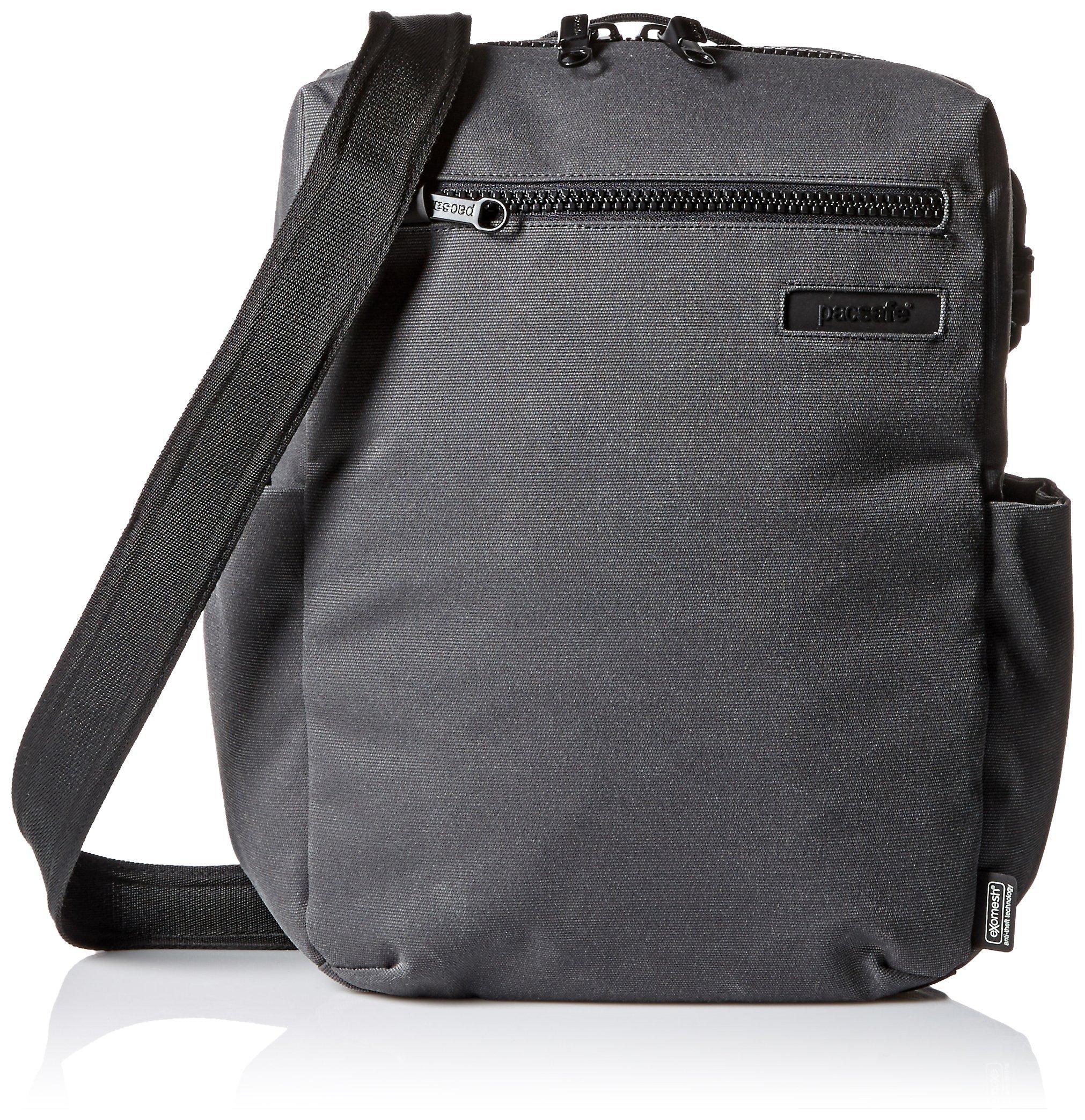 Pacsafe Intasafe Z250 Anti-Theft Travel Bag, Charcoal