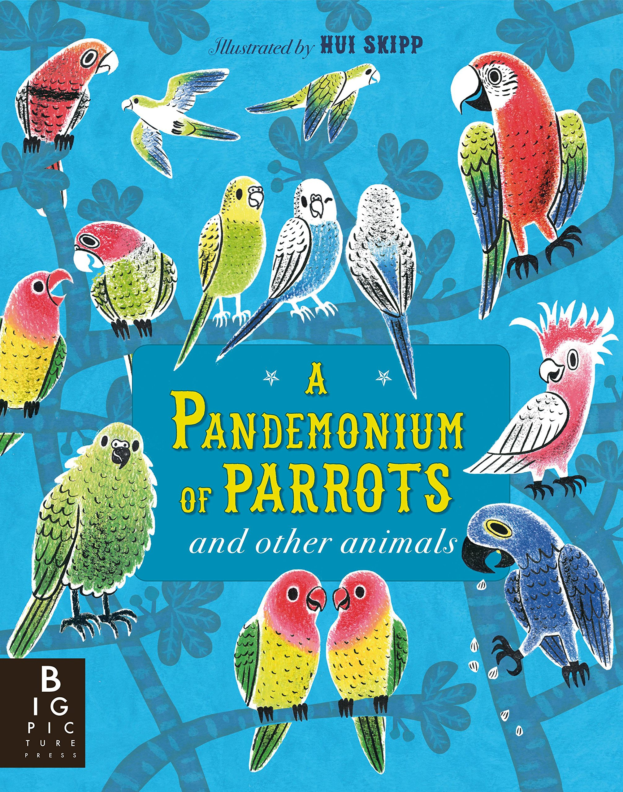 Download A Pandemonium of Parrots ebook
