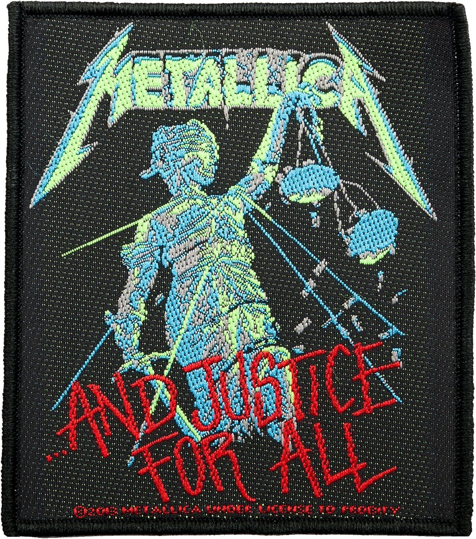/Master Of Puppets Metallica dos Badges. Back Patch Unbekannt Metallica/