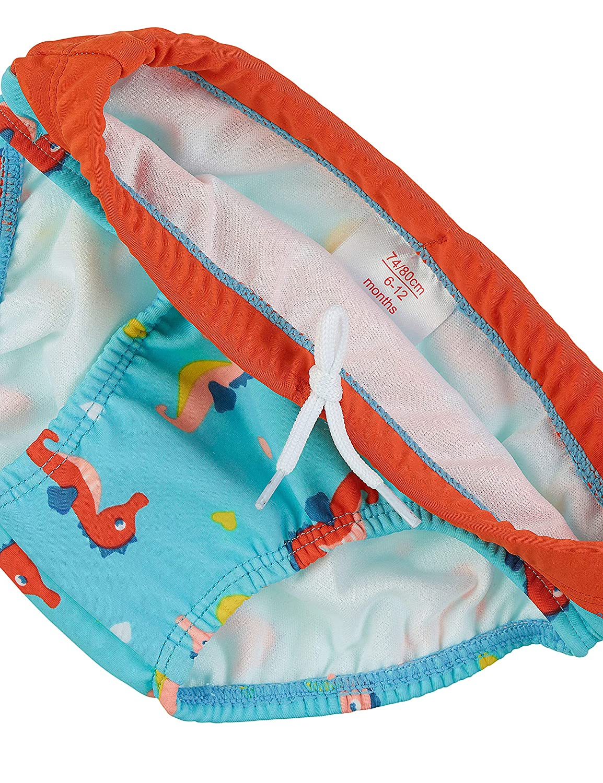 Sterntaler Slip con Pa/ñal Interior Ba/ñador de nataci/ón Talla del fabricante: 80 Meeresblau 309 9-12 meses para Beb/és Azul