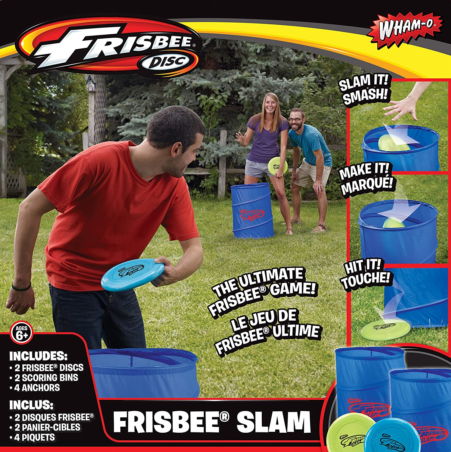 Wham-O Frisbee Game John N Hansen Co Inc 53275