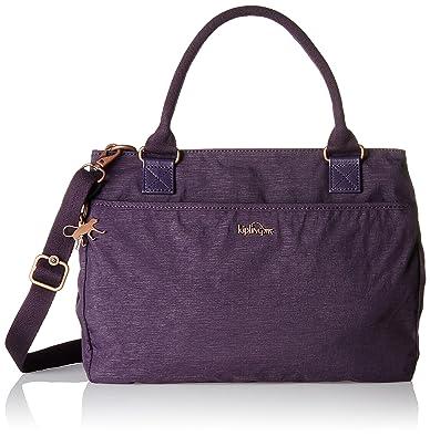 Kipling Womens Handbag - CARALISA Spark Aubergine 7b77f51d08