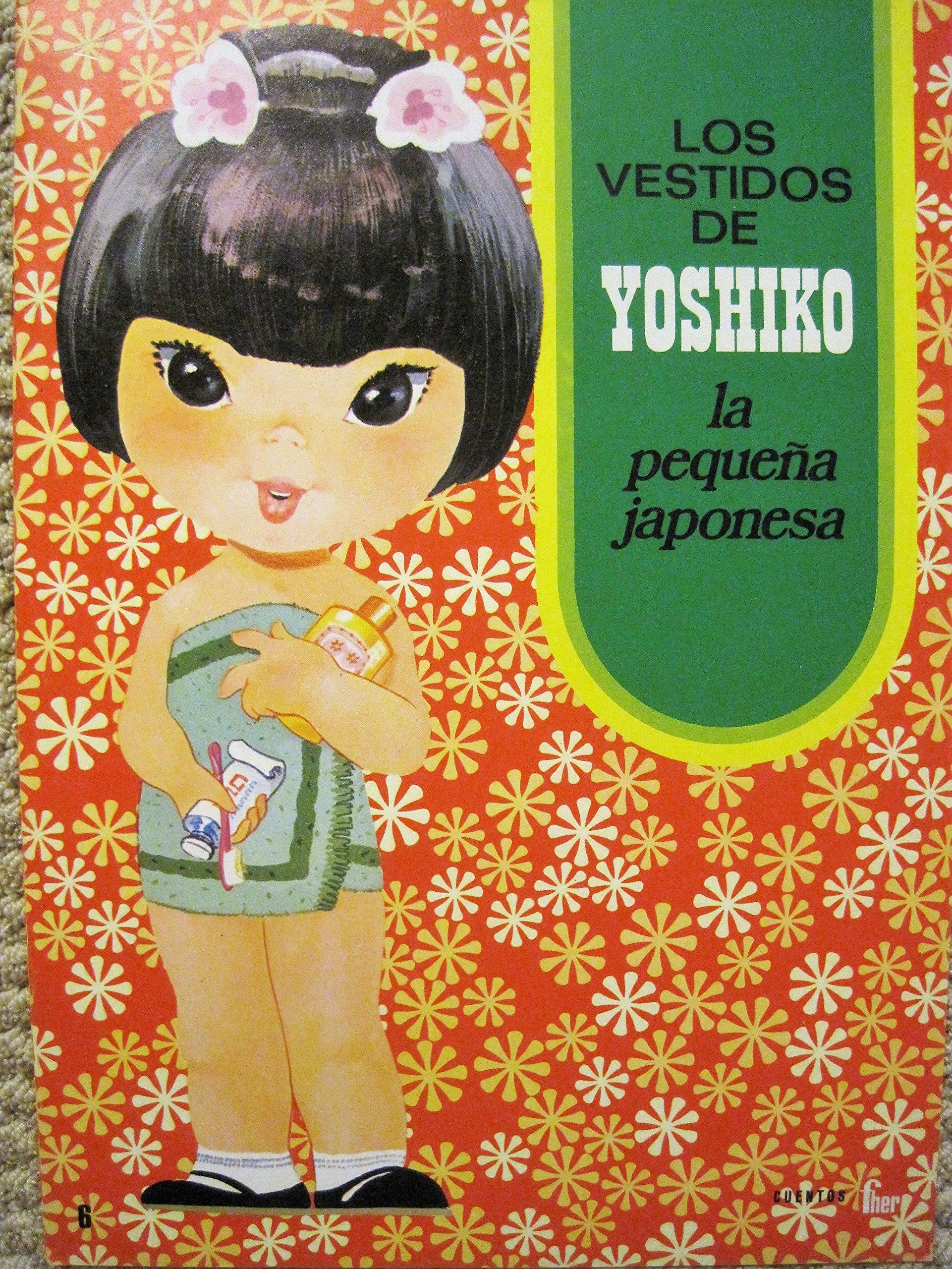 Los Vestidos de Yoshiko - La Pequena Japonesa: Cuentos Fher: 9788424307370: Amazon.com: Books