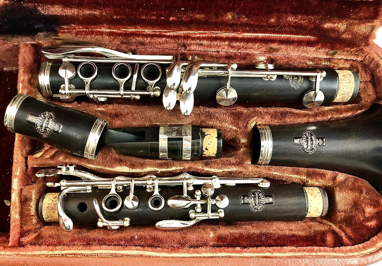 Evette Buffet Crampon clarinete Alemania – 130690: Amazon.es: Instrumentos musicales