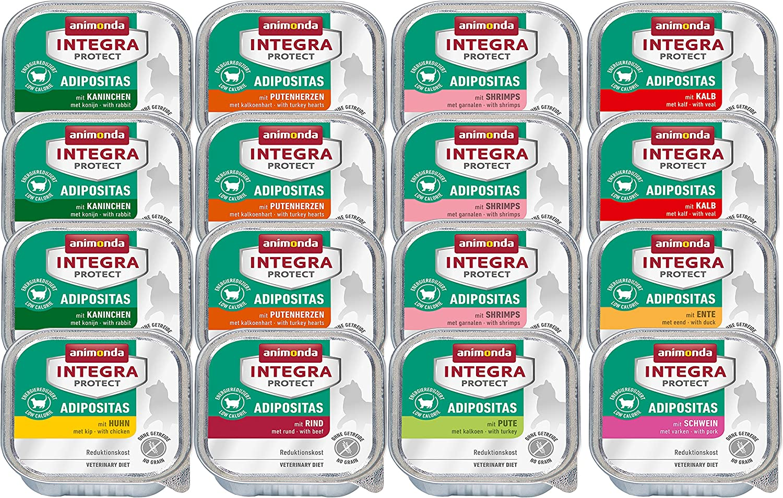 Animonda Integra Protect obesidad 9 variedades Mix Dietas ...