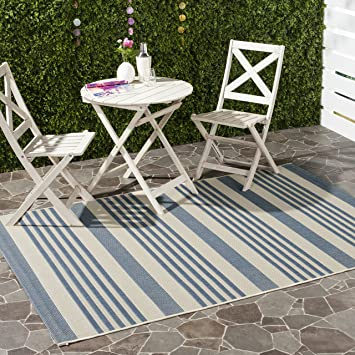 Amazon.com: Safavieh Courtyard Collection CY6062-233 Beige and ...