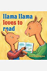 Llama Llama Loves to Read Kindle Edition