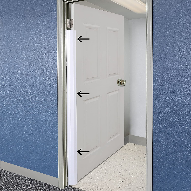 Amazon.com : PinchNot Home Door Shield Guard for 90 Degree Doors ...
