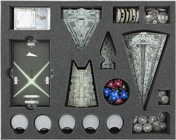 Feldherr Maxi Bag for Star Wars Armada Wave 1 - 6: Empire: Amazon.es: Juguetes y juegos