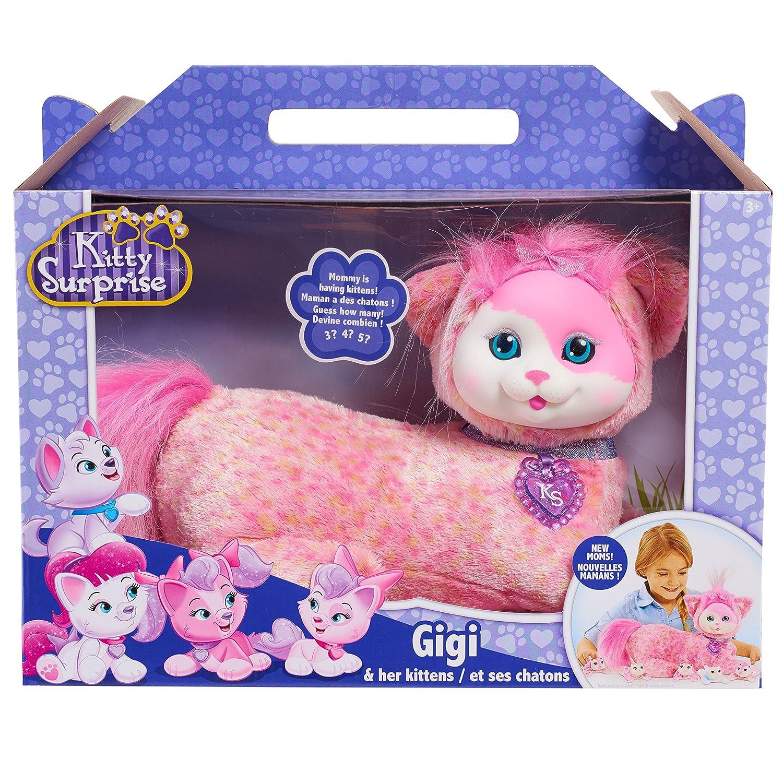 colores increíbles Hello Kitty Kitty Kitty peluche sorpresa: Gigi (rosa) Wave 7  oferta especial