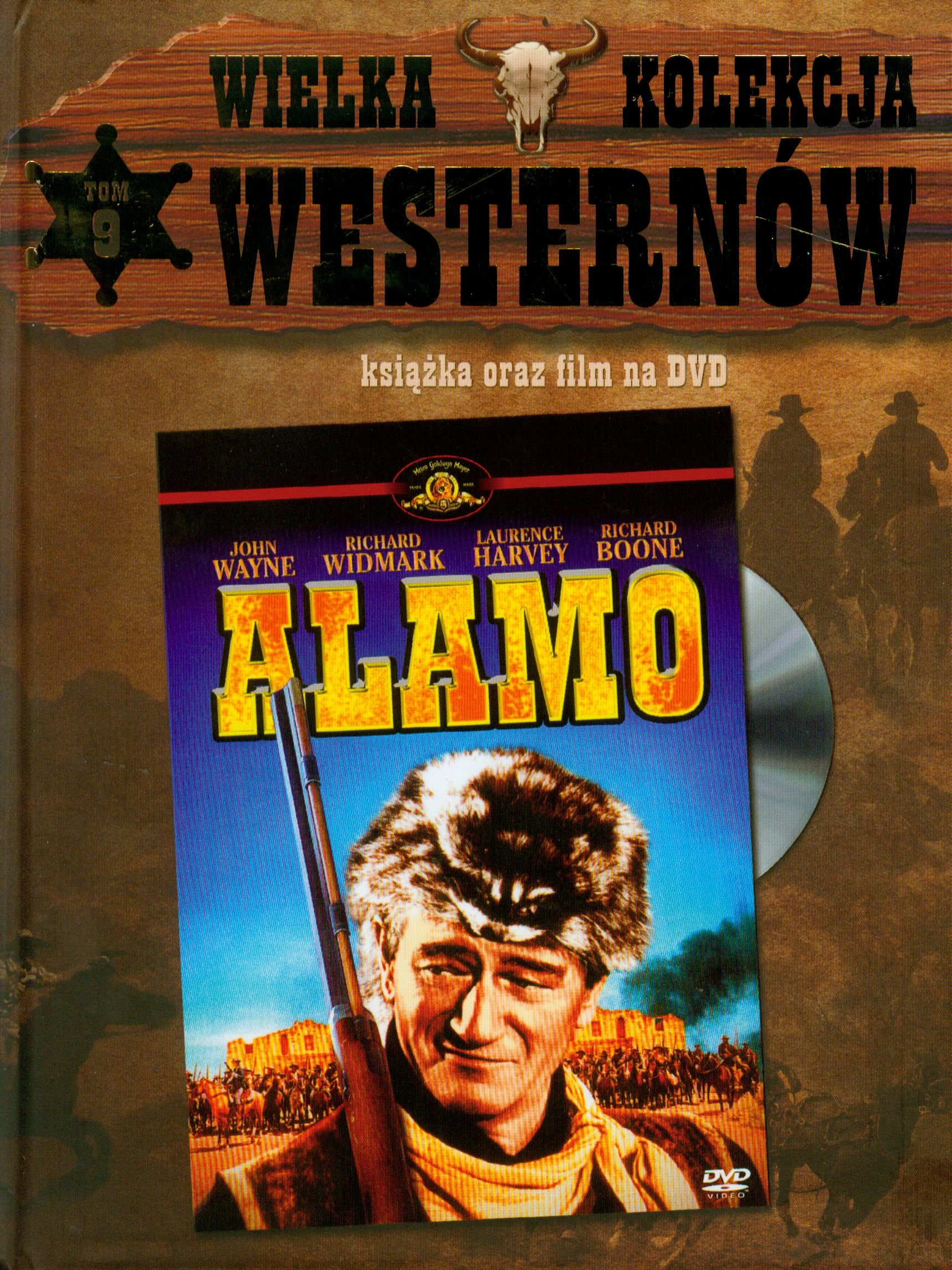 The Alamo [DVD] [Region 2] (Deutsche Sprache. Deutsche Untertitel)
