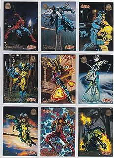 128fadfa147 Amazon.com  1992 Marvel Universe Series III HOLOGRAM Insert Set of 5 ...