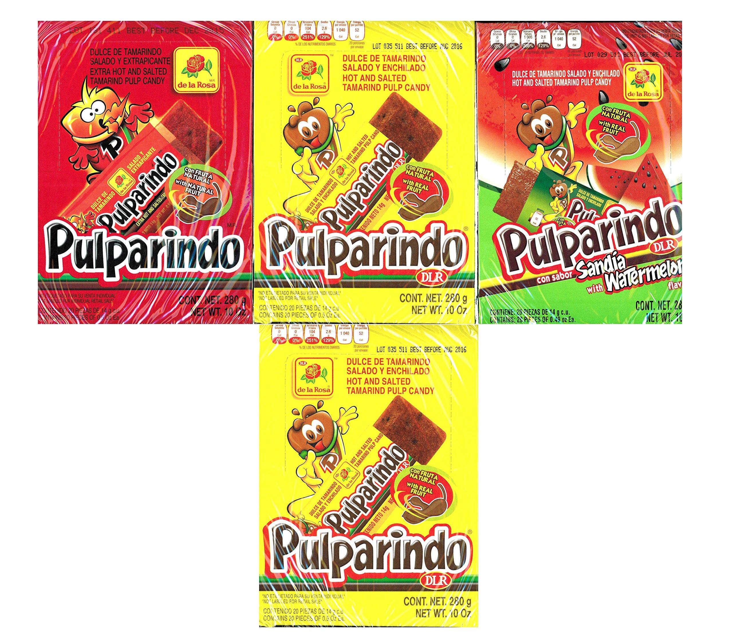 Pulparindo Flavors Bundle by Pulparindo