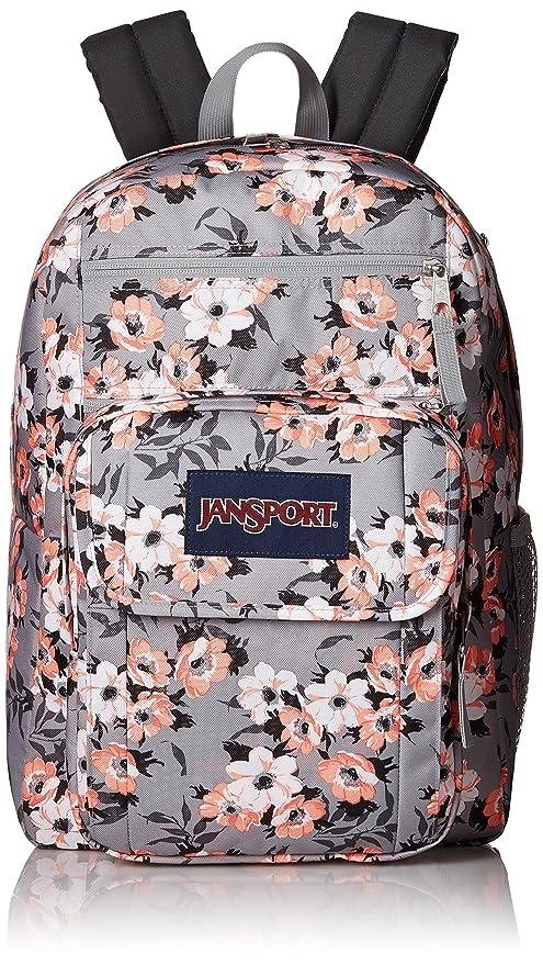 Amazon.com  JanSport Digital Student Laptop Backpack- Sale Colors (Coral  Sparkle Pretty  Computers   Accessories 6713473e88
