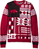 Klew NCAA Patches Ugly Sweater - Pick Team