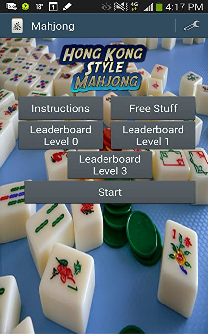 Amazon Hong Kong Style Mahjong Appstore For Android