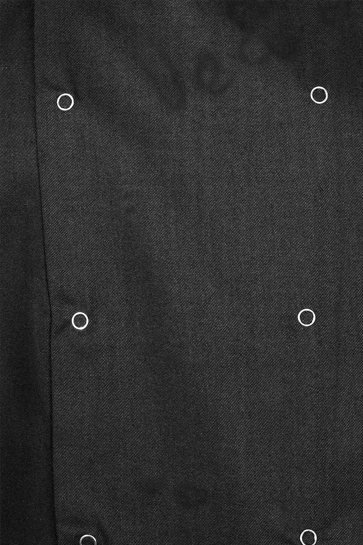 taglie da XS a 4XL Proluxe Professional disponibile in bianco e nero vestibilit/à moderna unisex Giacca da chef a maniche corte