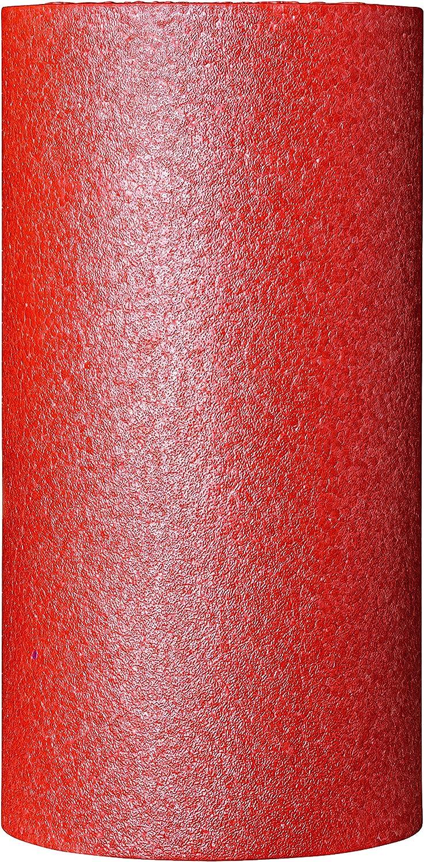 con E-Book Libro electr/ónico BODYMATE Rodillo para Tejido fascial Longitud de 30 cm di/ámetro de 15 cm Dureza Standard