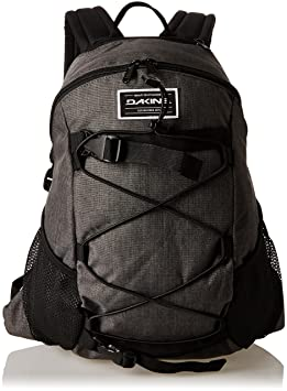 8b1480b71ec Dakine Wonder Sac à Dos Mixte Adulte, Gris (Carbon), 15 L: Amazon.fr ...