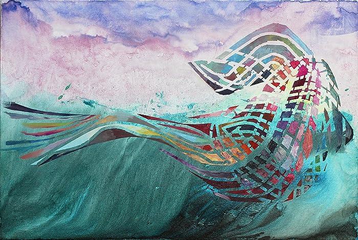 Oil Abstract Art