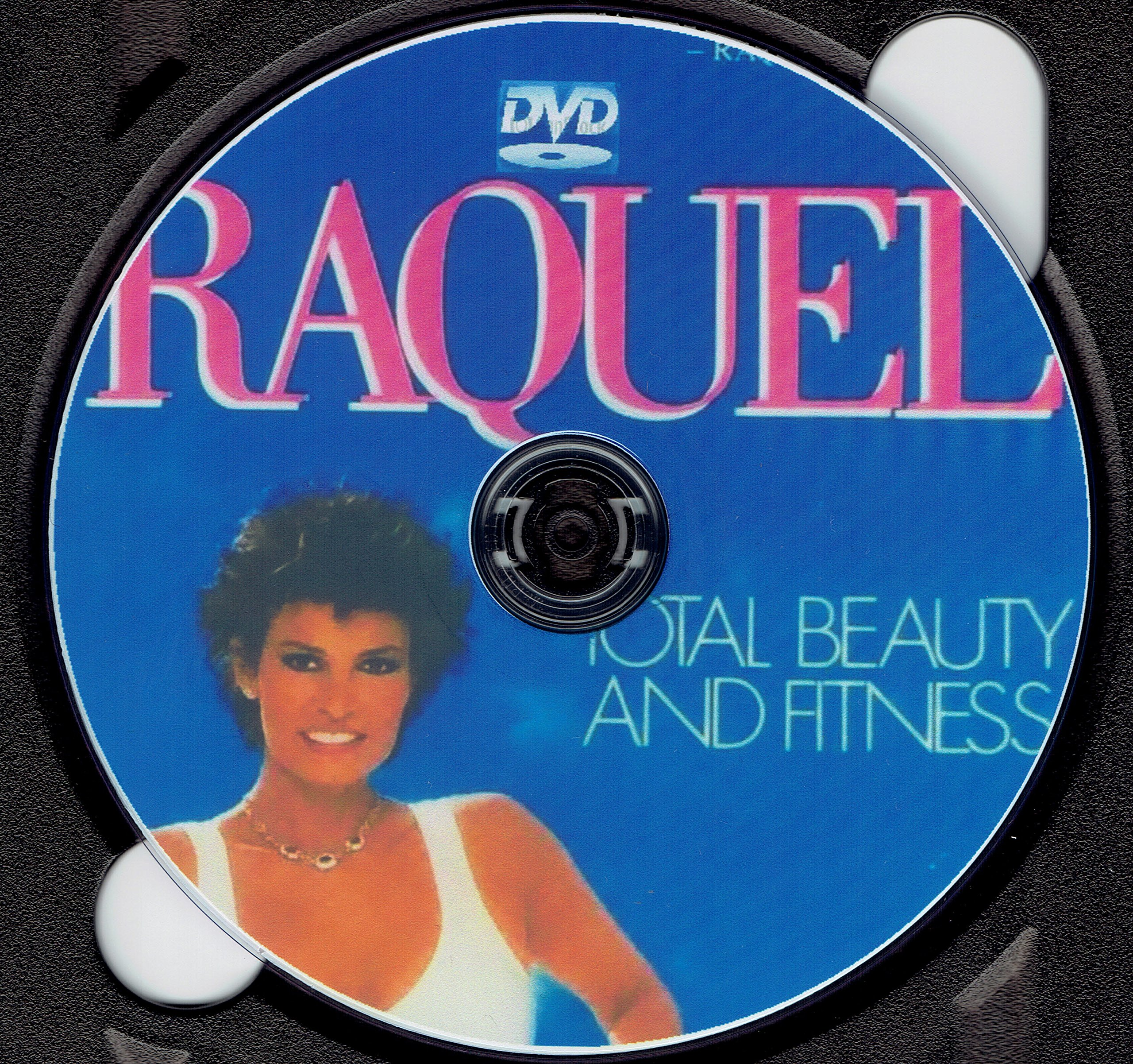 Raquel: Total Beauty and Fitness [VHS] by Raquel: Total Beauty and Fitness DVD