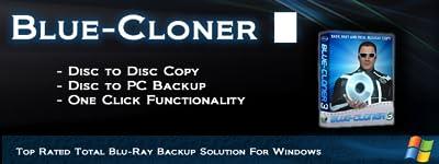 Blue-Cloner Blu-Ray Copy Backup Software Free Download [Download]