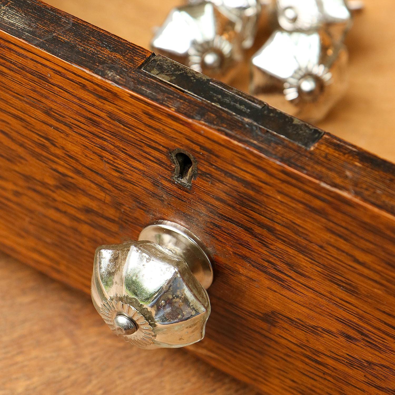 Satz von 12 keramischen Wamer-Kabinettkn/öpfen K/üchenschrank-Kommode-T/ürknauf-Kleiderschrank-Schubladengriff von Trinca-Ferro
