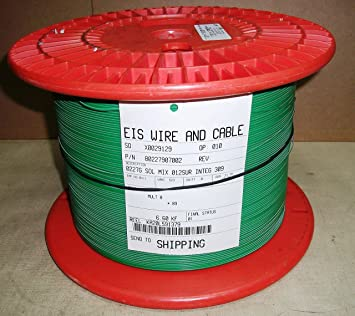 EIS Wire 2/9 AWG, Copper, .0115 Thick, 6536 Ft. New - - Amazon.com