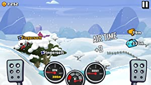 Hill Climb Racing 2 from Fingersoft