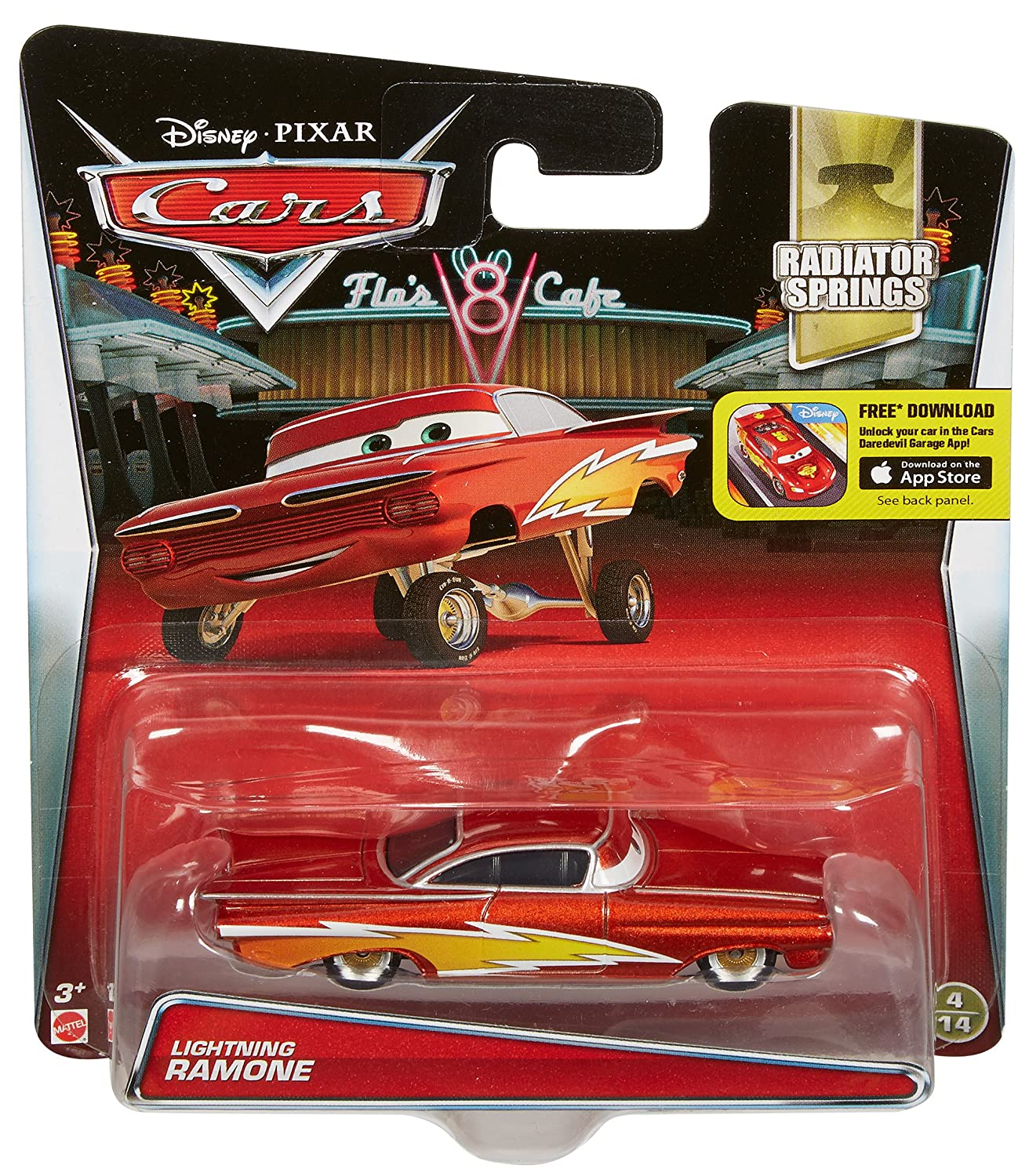 DISNEY CARS DIECAST Jay W 2015 Release Combined Postage