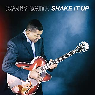 Book Cover: Shake It Up