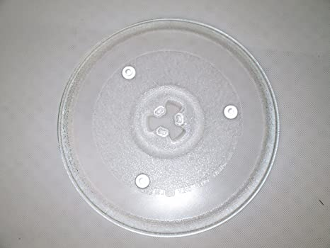Plato giratorio para microondas (cristal, plato de repuesto ...