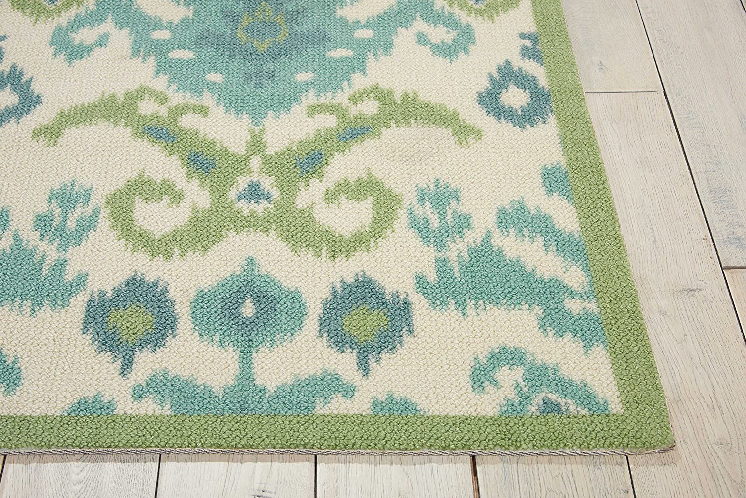 Nourison Vista 2-Feet 6-Inches by 8-Feet 26 x 8 VIS20 2/'6 x 8/' Ivory Runner Area Rug 2-Feet 6-Inches by 8-Feet