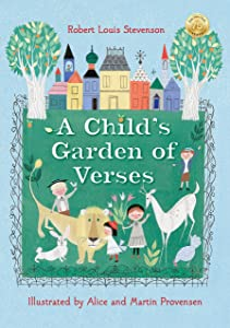 Robert Louis Stevenson's A Child's Garden of Verses (Golden Books Edition)