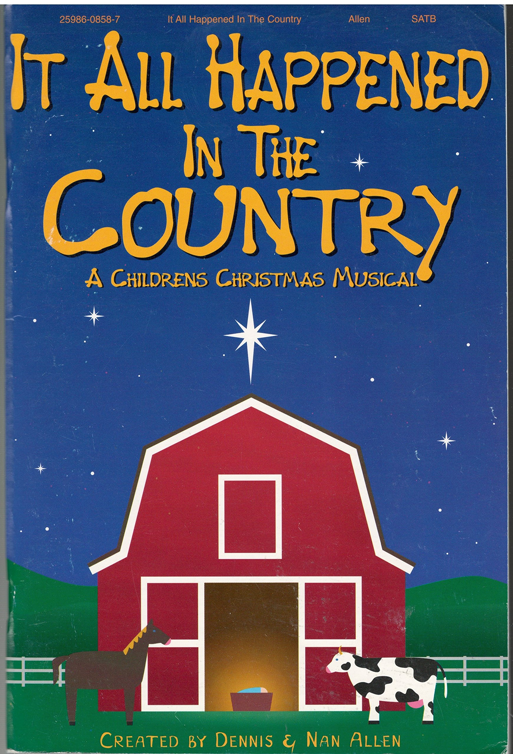 """It All Happened In The Country"" Musical"