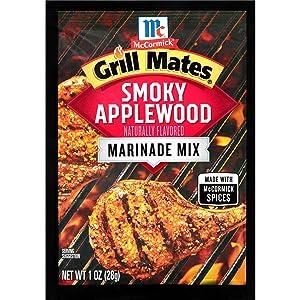 McCormick Smoky Applewood Marinade, 1 oz