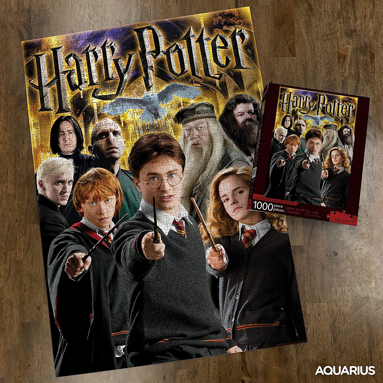 Harry Potter-Magical studenti 1000 pezzi Puzzle